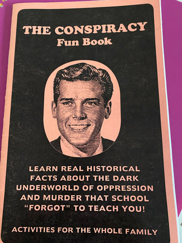 The Conspiracy Fun Book