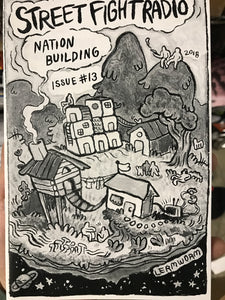 Zine #13 Nation building