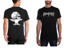 Load image into Gallery viewer, Street Fight Radio x ANOBELISK Skull Shirt