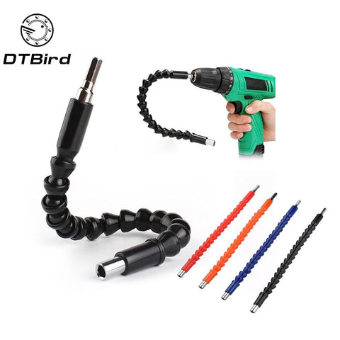 Drillbit Flexible Shaft