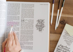 Book Of Mormon Scripture Stickers