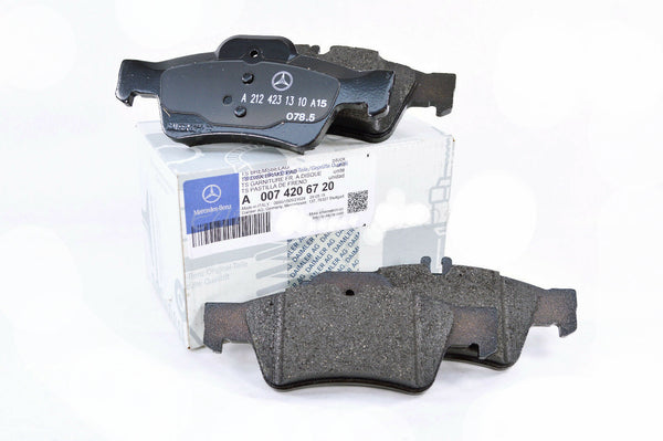 Genuine Mercedes-Benz Brake Pad Set