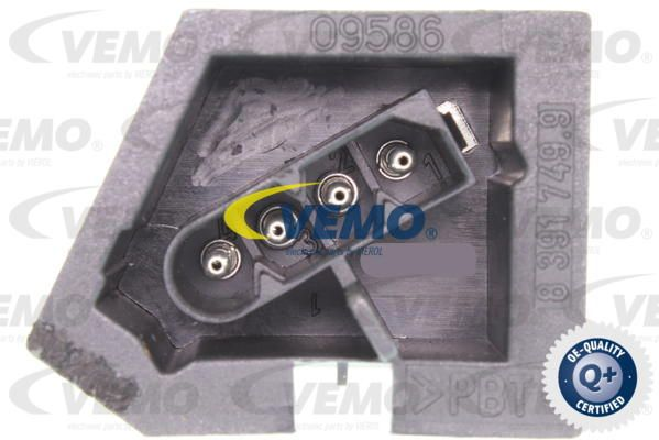 BMW Heater Blower Motor Resistor