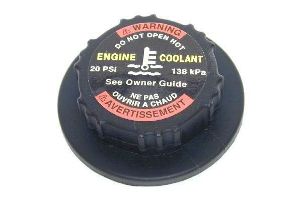 Genuine Mercedes-Benz Engine Coolant Radiator Cap