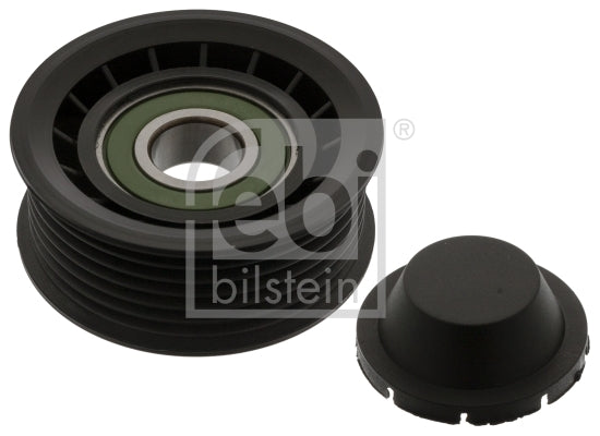 AUDI Deflection Guide Idler Pulley V-Ribbed Belt