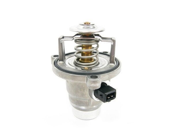 Genuine BMW Engine Coolant Thermostat and Seal