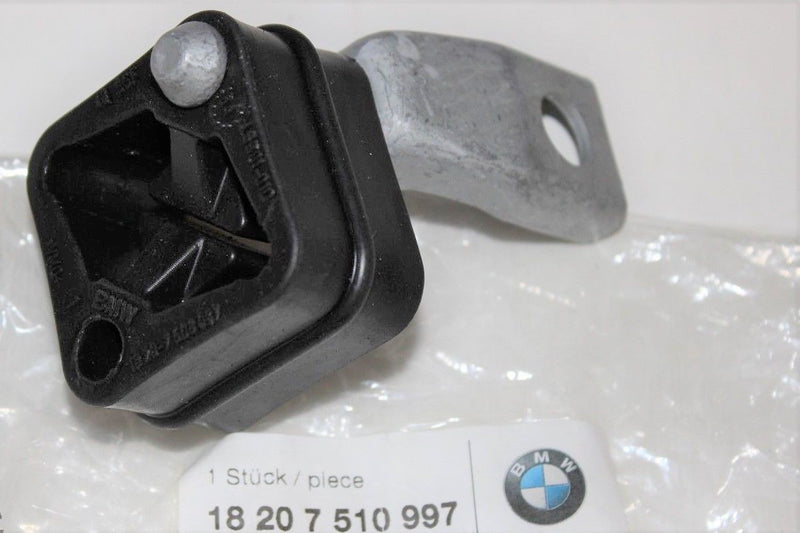Genuine BMW Exhaust Rubber Mount And Bracket