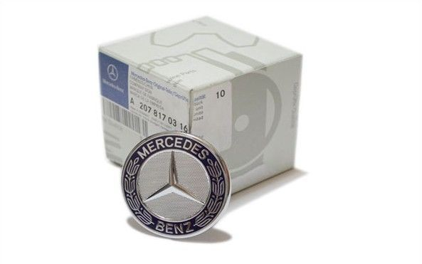 Genuine Mercedes-Benz Bonnet Hood Emblem Badge