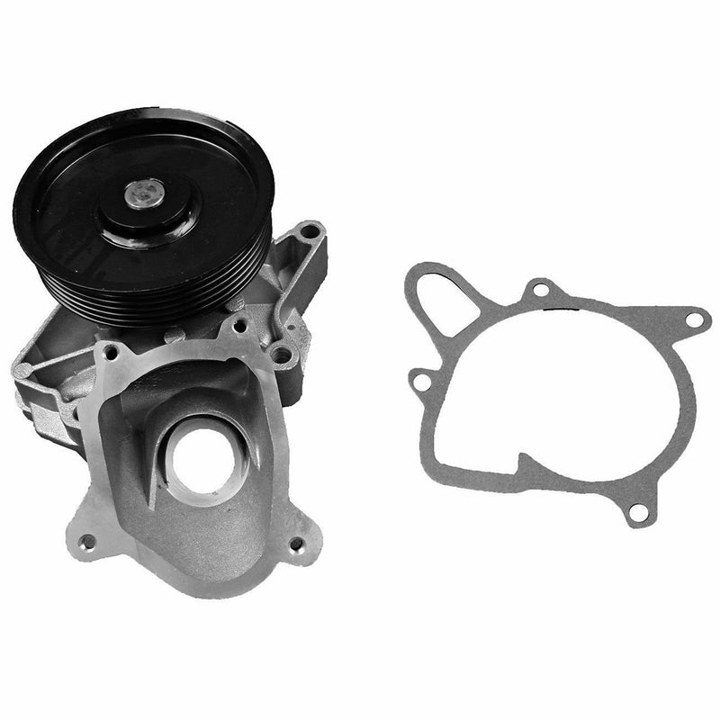 BMW Engine Coolant Water Pump with Seal Gasket Set
