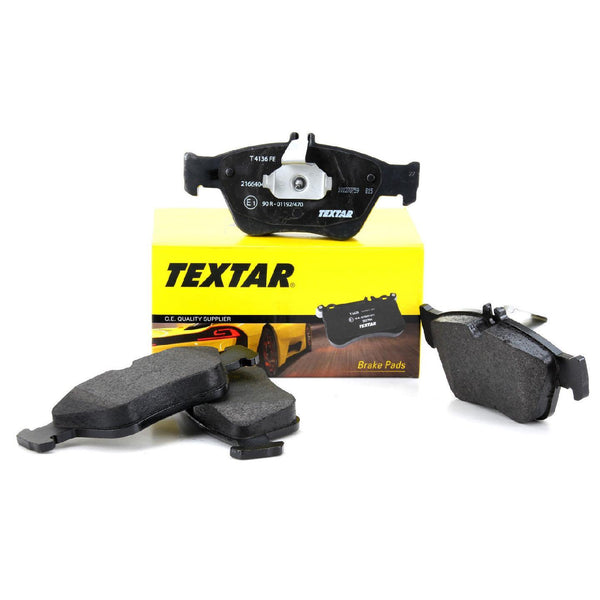 Genuine TEXTAR Mercedes-Benz Brake Pad Set Front