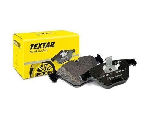 Genuine Textar Brake Pad Set Rear