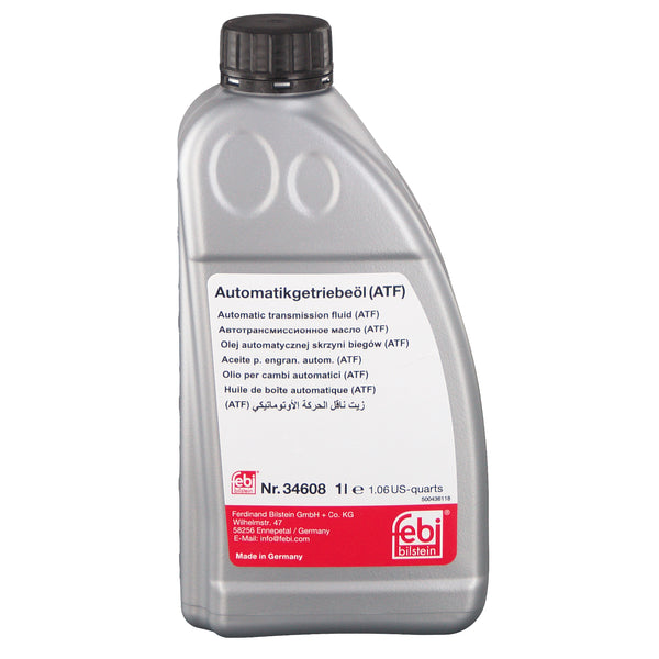 BMW Automatic Transmission Oil 1ltr