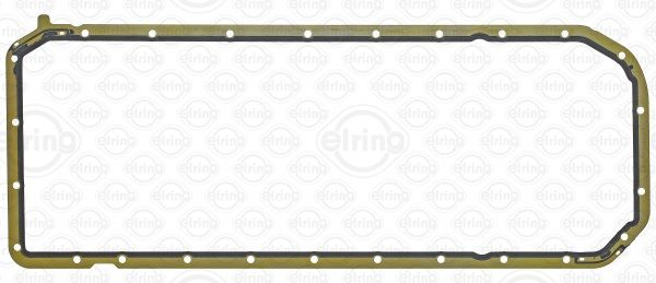 Genuine Elring BMW Oil Pan Gasket