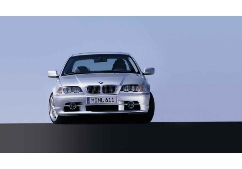Genuine BMW Aerodynamic Package Front and Rear Spoiler Apron and Side Skirts