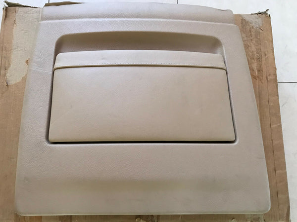 Genuine BMW Front Seat Lower Rear Panel
