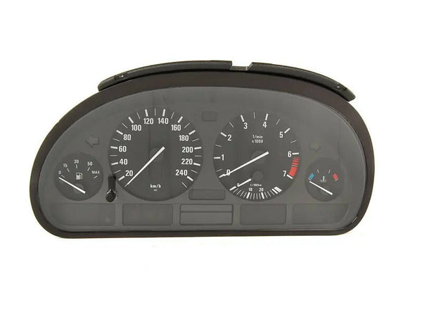 Genuine BMW Instrument Cluster Uncoded 2 Plug