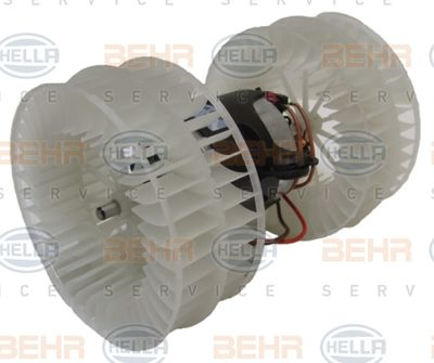 Genuine Behr Hella Interior Heater Air Blower Motor