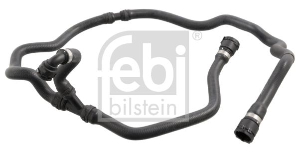 BMW Engine Radiator Coolant  Expansion Tank Hose