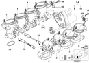 Genuine BMW Throttle Housing Assembly