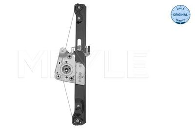 BMW Window Regulator Rear Right