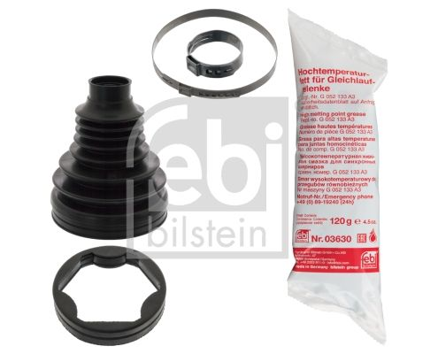 Audi BMW CV Joint Bellow Drive Shaft Boot Set