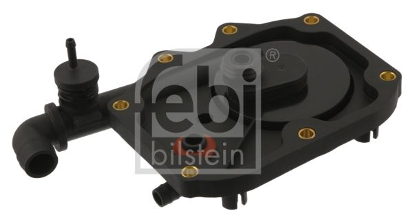 BMW Engine Crankcase Block Breather Vent Valve