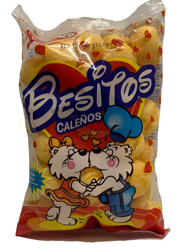 Besitos Calenos