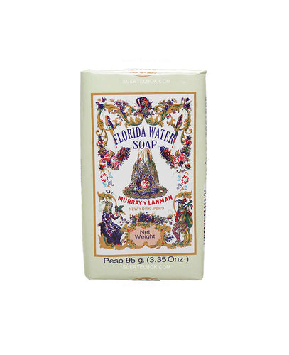Murray & Lanman Florida Soap - Jabon Agua De Florida 95g