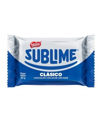 Nestle Sublime x 3