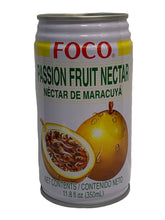 Load image into Gallery viewer, Foco Passion Fruit Drink 350ml