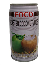 Load image into Gallery viewer, Foco Roasted Coconut Juice 350ml