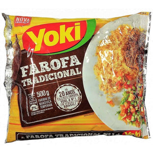 Yoki Seasoned Cassava Flour 500g