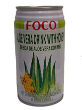 Load image into Gallery viewer, Foco Aloe Vera Drink 350ml