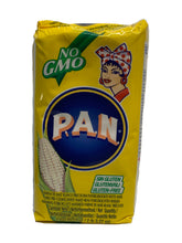 Load image into Gallery viewer, PAN White Corn Flour - Harina Maiz Blanco 1kg