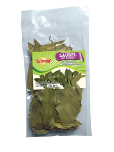 La Favorita Bay Leaves - Hojas Laurel 10g