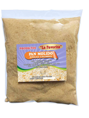 La Favorita Bread Crumbs - Pan Molido 200g