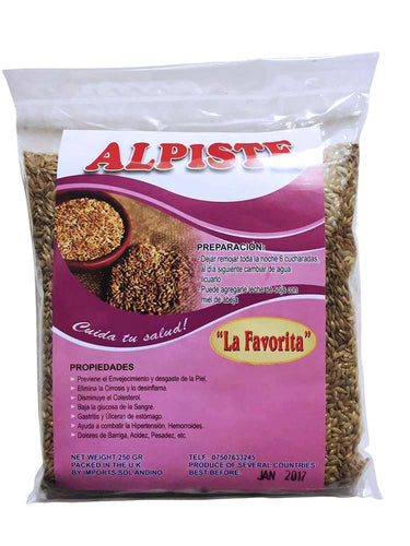La Favorita Alpiste Seeds 250g