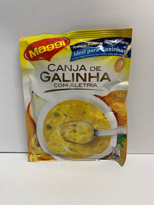 Maggi Chicken Soup With Cappellini - Sopa De Gallina Con Fideos 82g