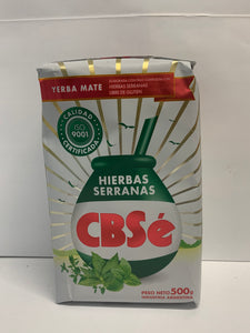 CBSE Herbal Mint Yerba Mate 500g