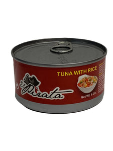 El Pirata Tuna With Rice
