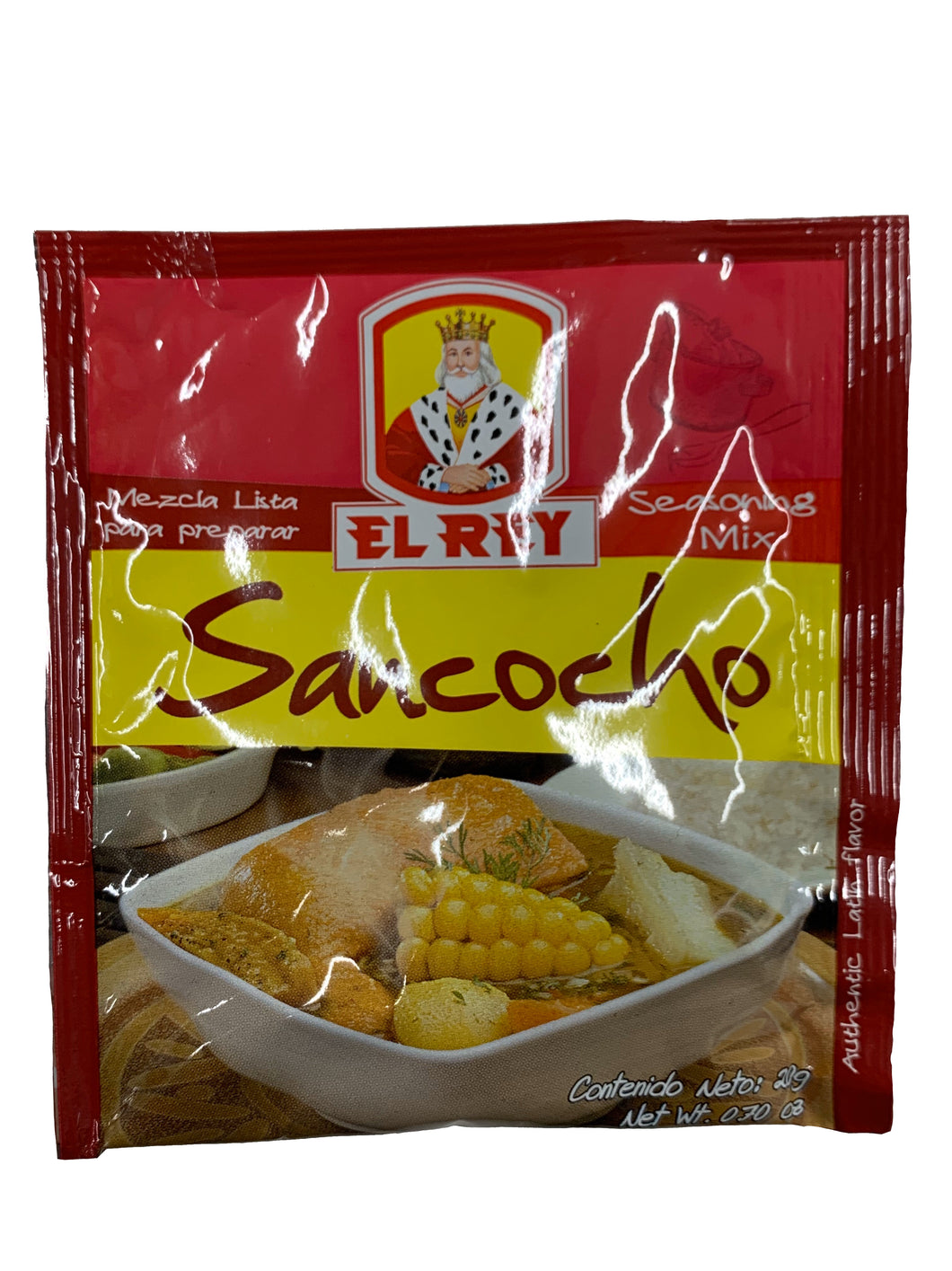 El Rey Sancocho Seasoning 20g