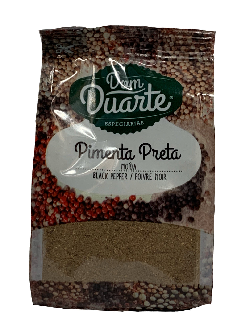 Dom Duarte Ground Black Pepper 50g