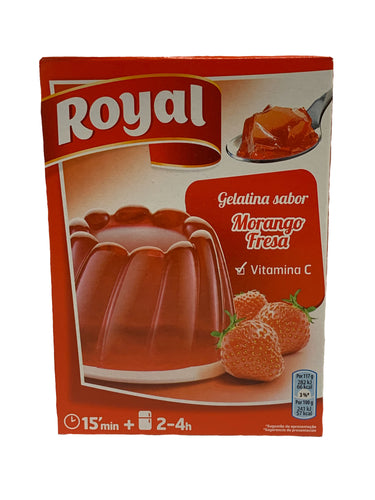 Royal Jelly Strawberry Flavour