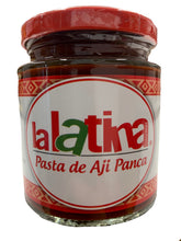 Load image into Gallery viewer, La Latina Aji Panca Chilli Paste - Pasta de Aji Panca 225g