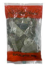 Load image into Gallery viewer, La Latina Eucalyptus Leaves - Hojas De Eucalipto 50g