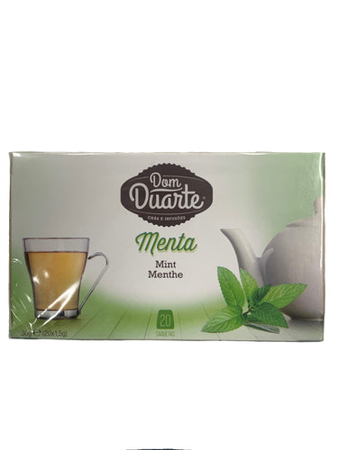 Dom Duarte Mint Tea