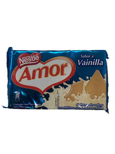 Nestle Amor Vanilla Wafers 100g