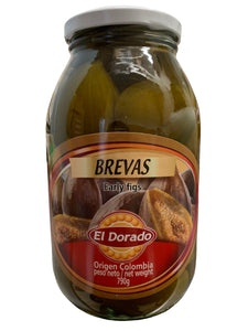 El Dorado Whole Figs in Syrup - Brevas en Almibar