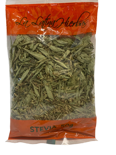 La Latina Stevia Leaves 50g