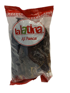 La Latina Aji Panca With Seeds - Aji Panca Con Semillas 100g